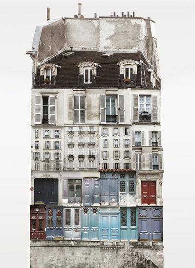 Anastasia Savinova, 'Genius Loci - FR Paris', 2016