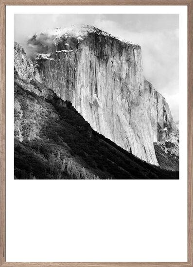 Gregers Heering, 'Wave of Trees (El Capitan)', 2016