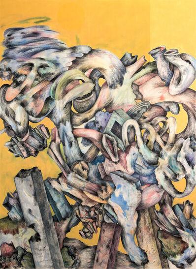 Ahmed Alsoudani, 'Insomnia', 2018