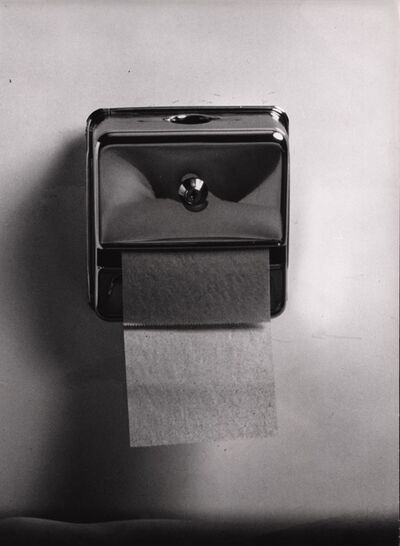 Guy Bourdin, 'La Petite Boîte / Papier Toilette (The Little Bourdinian Box)', 1971