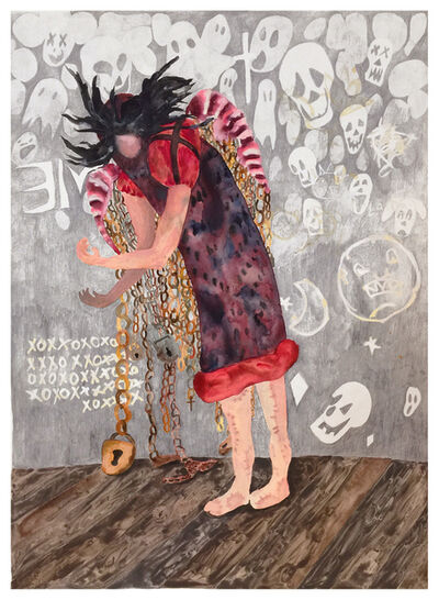 Keri Oldham, 'Marling', 2016