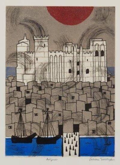 Julian Trevelyan, 'Avignon', 1972