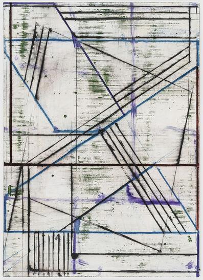 Pius Fox, 'Landschaft (PF 19-015)', 2019