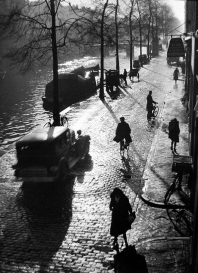 Wolfgang Suschitzky, 'Amsterdam, Prisengracht', 1934