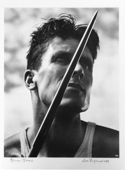 Leni Riefenstahl, 'Glenn Morris', 1936