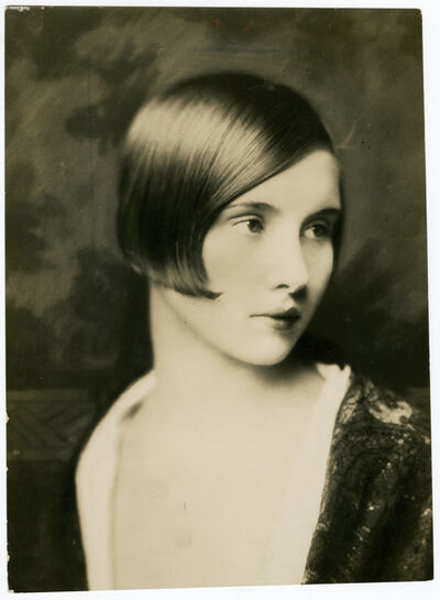 Alfred Cheney Johnston, 'Edythe Baker, vintage publicity photograph', 1921