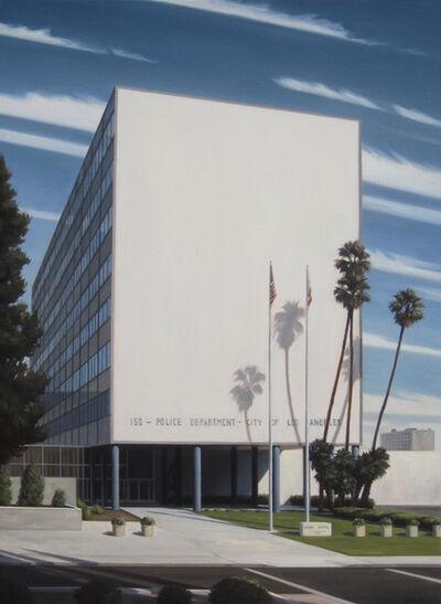 Danny Heller, 'Parker Center', 2014