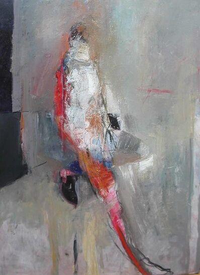 Waldemar Mitrowski, 'Black Shoe', 2014