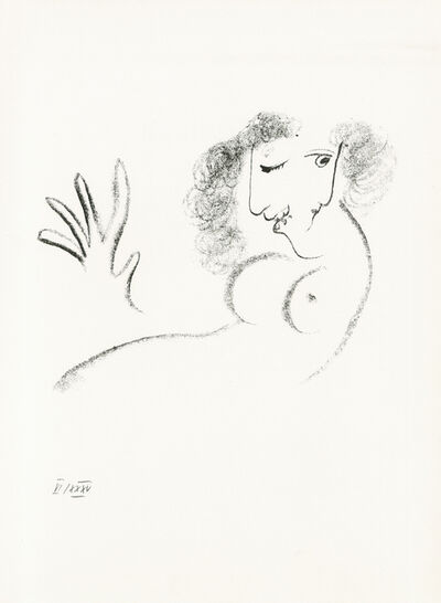 Marc Chagall, 'Vingt-deux poèmes', 1978