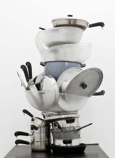 Robert Therrien, 'No title (pots and pans)', 2011