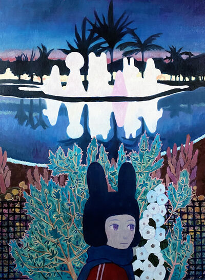 Tatsuhito Horikoshi, 'Friends', 2020