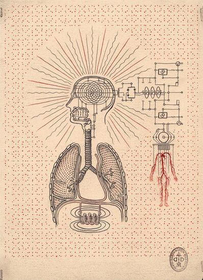 Daniel Martin Diaz, 'Turning Consciousness ', 2015