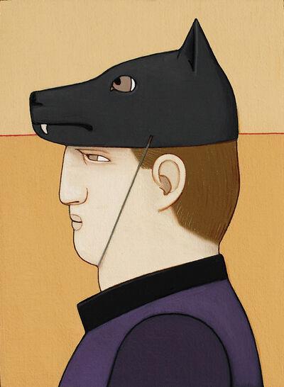 Andrew Stevovich, 'Wolf Hat', 2016