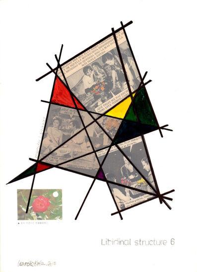 Leandro Katz, 'Estructura Libidinal 6', 2015