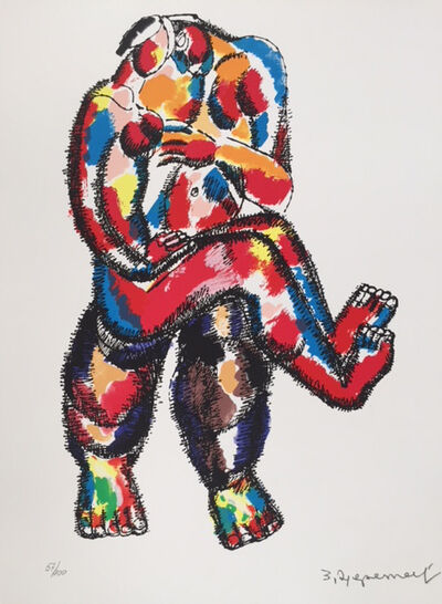 Zurab Konstantinovich Tsereteli, 'Untitled', 2004