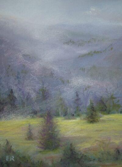 Elaine Ralston, 'Mountain Fog', 2019