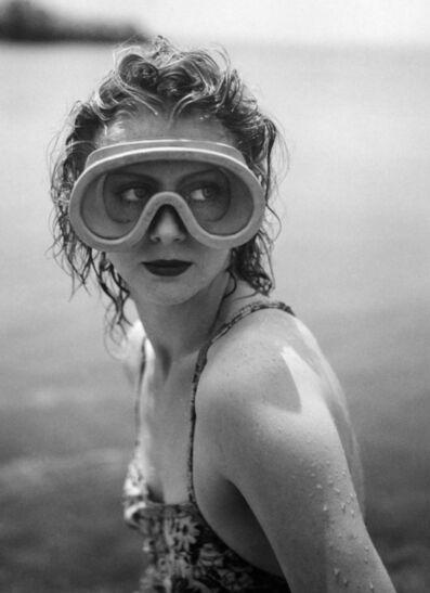 Jacques Henri Lartigue, 'Mary Belewsky, Cap d'Antibes, Mai', 1941
