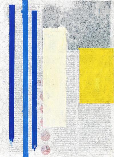 John Sparagana, 'Study for Der Spiegel with Burgoyne Diller', 2013