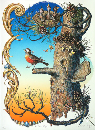 Thomas Woodruff, 'The Robin's Leap', 2000