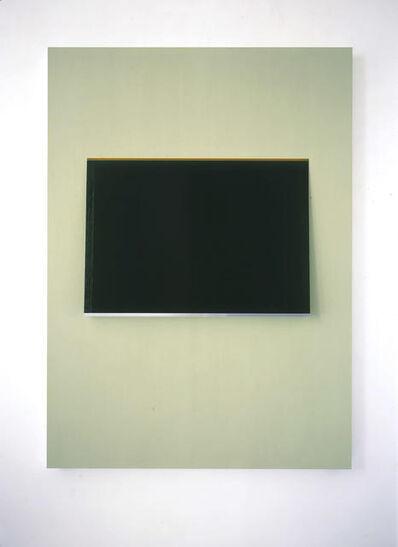 Imi Knoebel, 'Drunter und drüber H 6', 2007