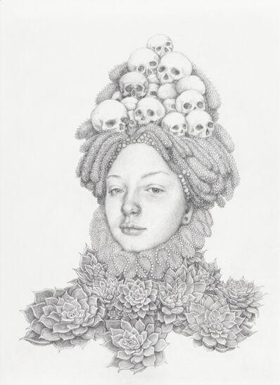 Chikako Okada, 'Infanta Succulents', 2019