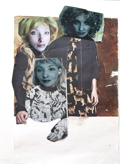 Tamara Muller, 'Distraction / Symbiotic XIV / Wigs', 2018