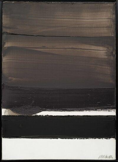 Pierre Soulages, 'Peinture 46 x 33 cm', 1978