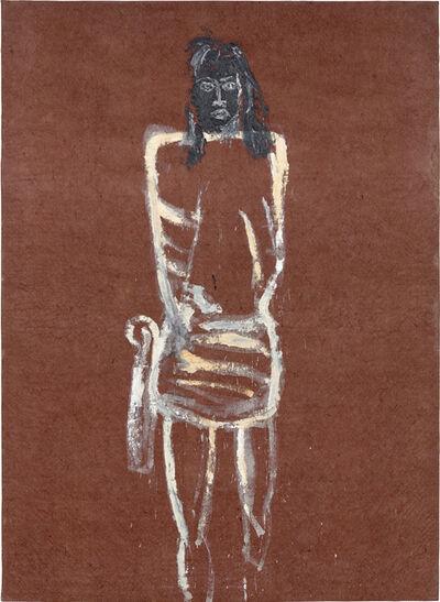 Julian Schnabel, 'Angela', 1982