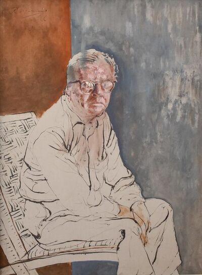 Noel Rockmore, 'Portrait of John Van Buren', 1966