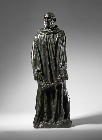 Auguste Rodin, 'Jeanne d'Aire , Burgher of Calais', 1895