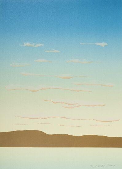Robert Andrew Parker, 'Sunrise', 1975
