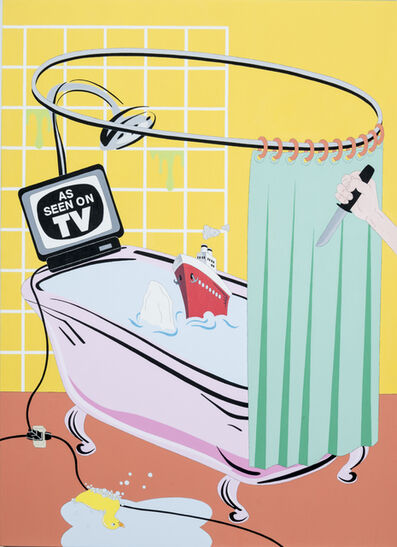 Nancy Chunn, 'Scene II The Bathroom, Detail: Bathtub', 2004-2005