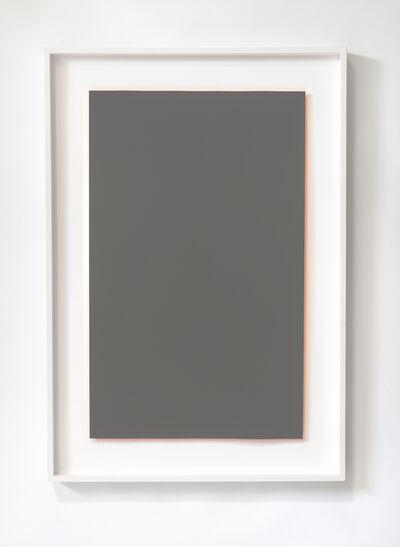 Susan York, 'Achromatopsia II (Orange)', 2016