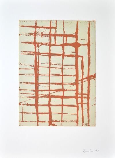 Günther Förg, 'Untitled', 1992