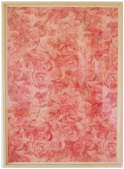 Sherrie Levine, 'Flower Papers:1-8 Scarlet Roses', 2005