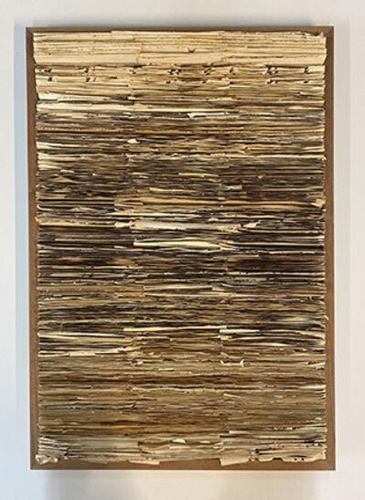 Jose Manuel Fors, 'Palimpsesto', 2019