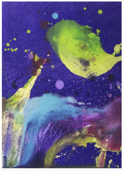 Augustus Francis, 'Deep Violet #15', 2017