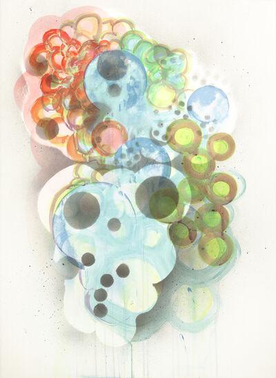Shawn Hall, 'Untitled (accretion)', 2020