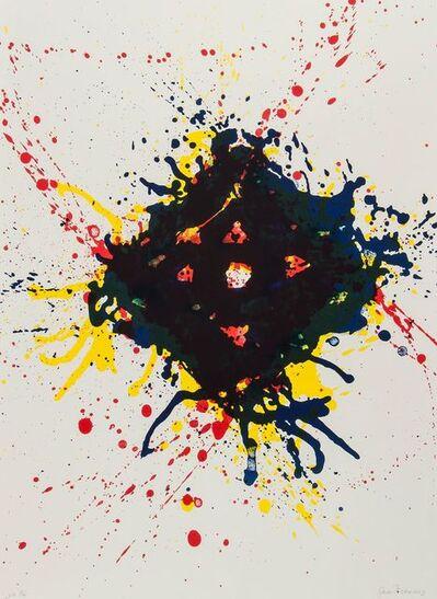 Sam Francis, 'Papierski', 1973-1984