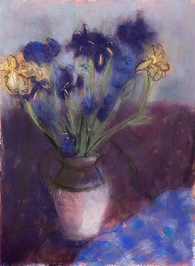 Annie Shaver-Crandell, 'Irises and Friends', 2019