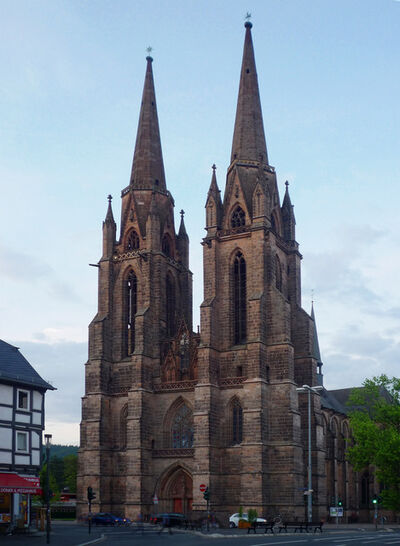 'Church of Saint Elizabeth', 1235-1283