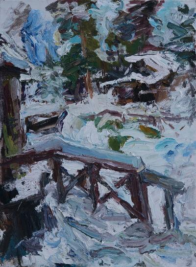 Ulrich Gleiter, 'Winter in Finland ', 2019