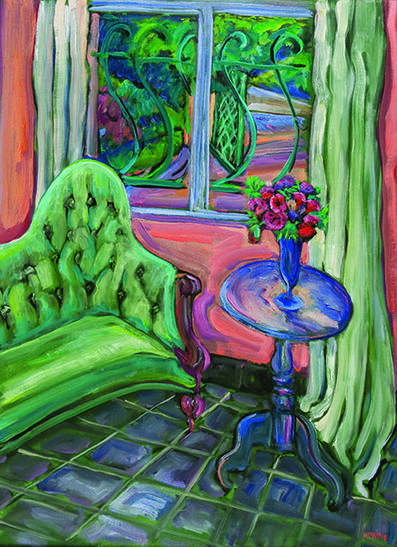 Jeffrey Hessing, 'Love Seat', 2001