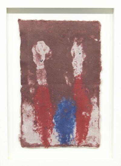 Antonio Freiles, 'Charta', 1995