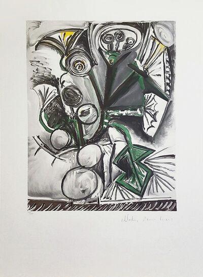 Pablo Picasso, 'LE BOUQUET', 1979-1982