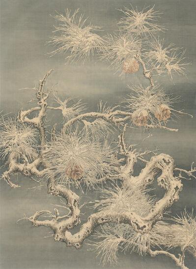 Ren Zhong, 'Pine, Bamboo and Plum Series - Pine', 2018