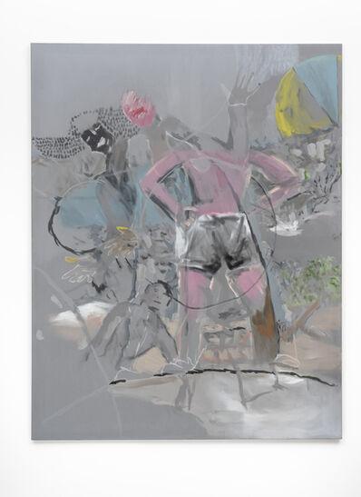 Martin Feldbauer, 'Eisverkäufer am Strand Problem', 2019