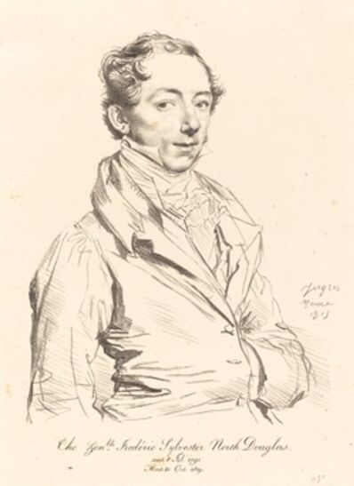 Jean-Auguste-Dominique Ingres, 'Frederic Sylvester Douglas', 1815