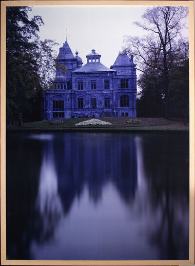 Jan Fabre, 'Tivoli Castle During the Day', 1990