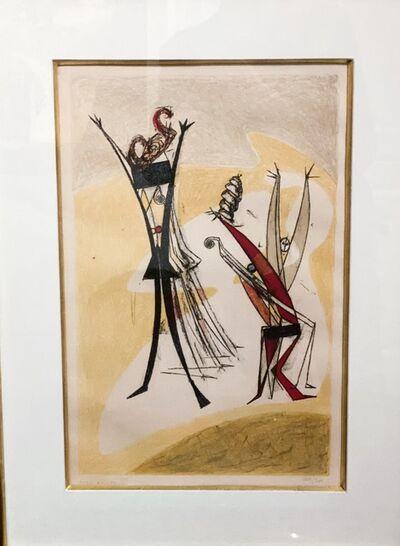 Max Ernst, 'Rhythms (Rythmes) ', 1950